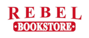 Rebel Bookstore logo Home