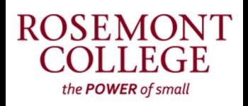 Rosemont College Bookstore logo Home