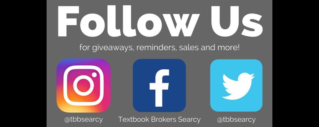 Follow us banner