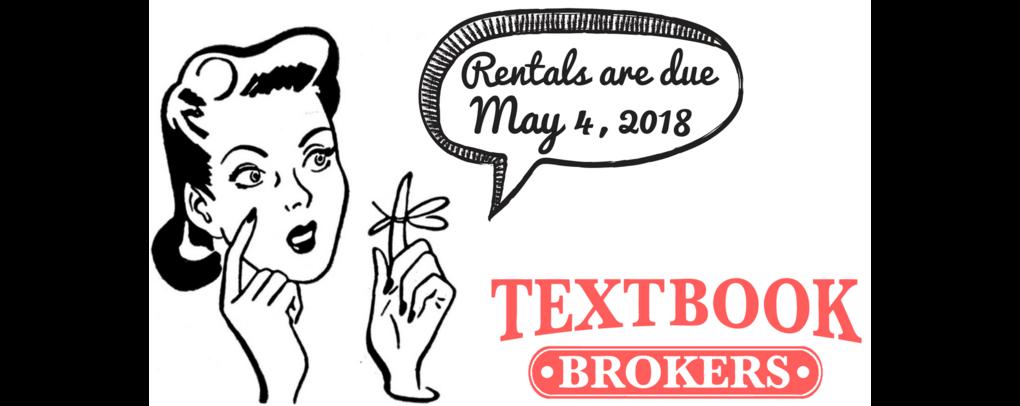 Rental reminder banner spring 2018