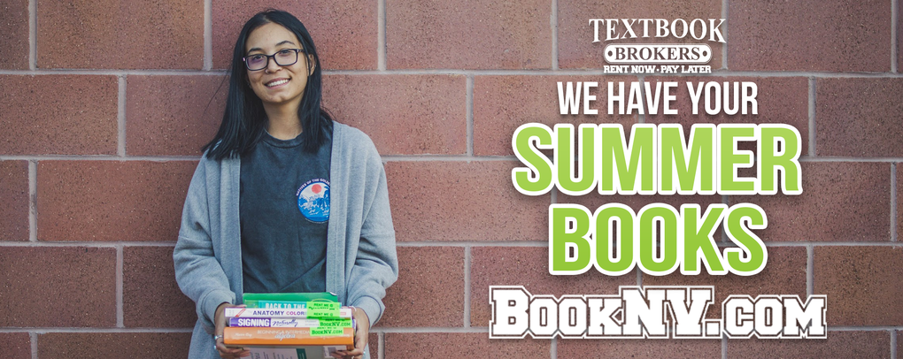We have your summer books!