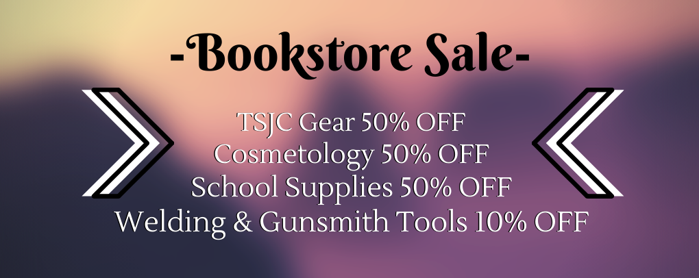 Sale! 50% off TSJC gear