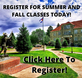 Register For Classes Today!