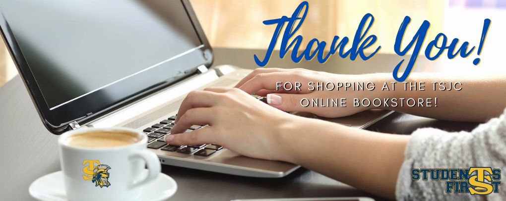 Thank you for shopping at the TSJC Online Bookstore
