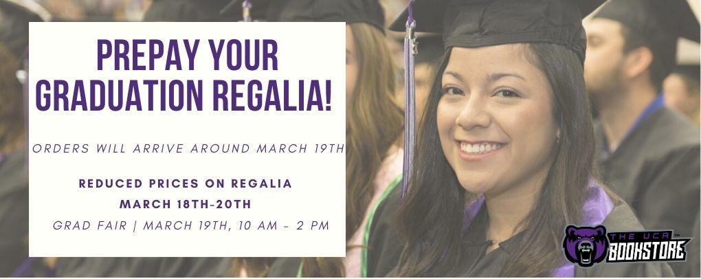 Regalia information