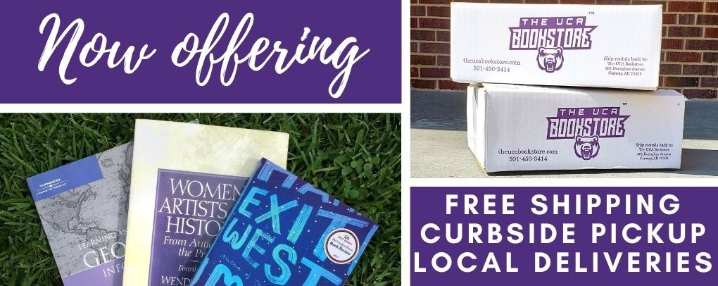 Now offering free shipping, curbside pickup, & local deliveries