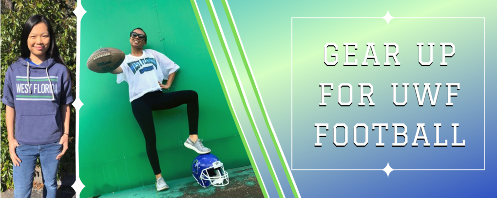 Gear up for UWF Football