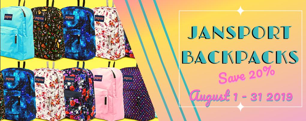 Banner image 2 links to https://wfl.textbookbrokers.com/merchandise/backpacks-bags-1-1