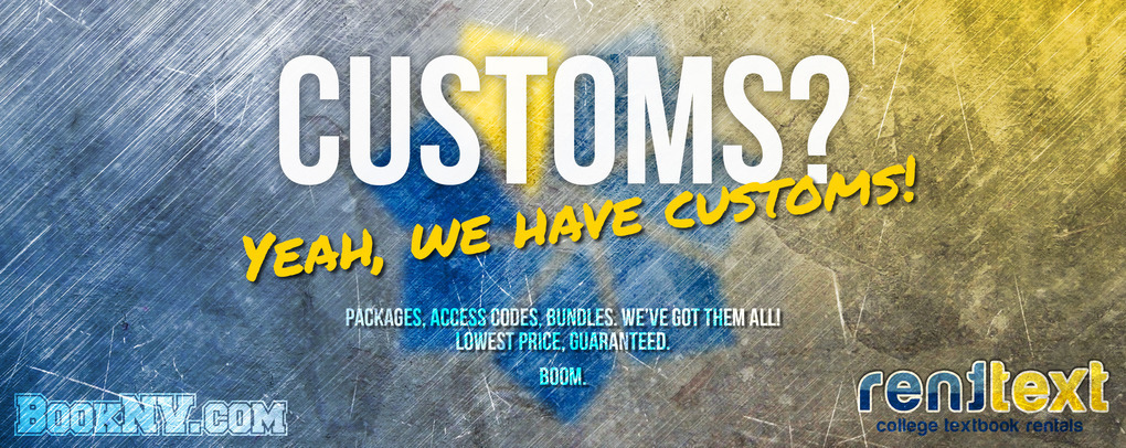 Yes we have customs
