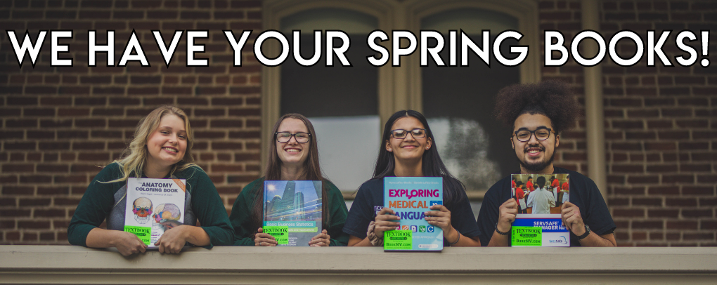 We have your summer books