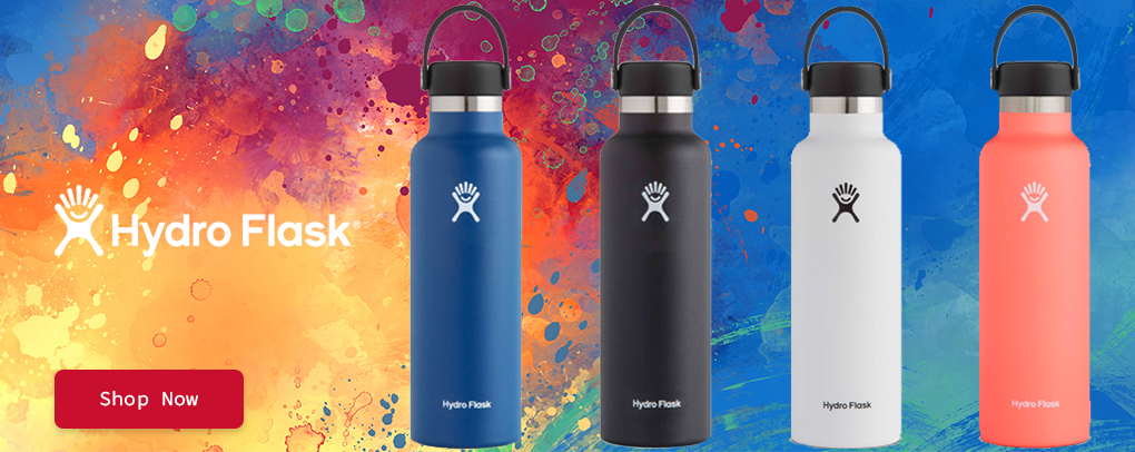Order Hydro Flask Products Today!