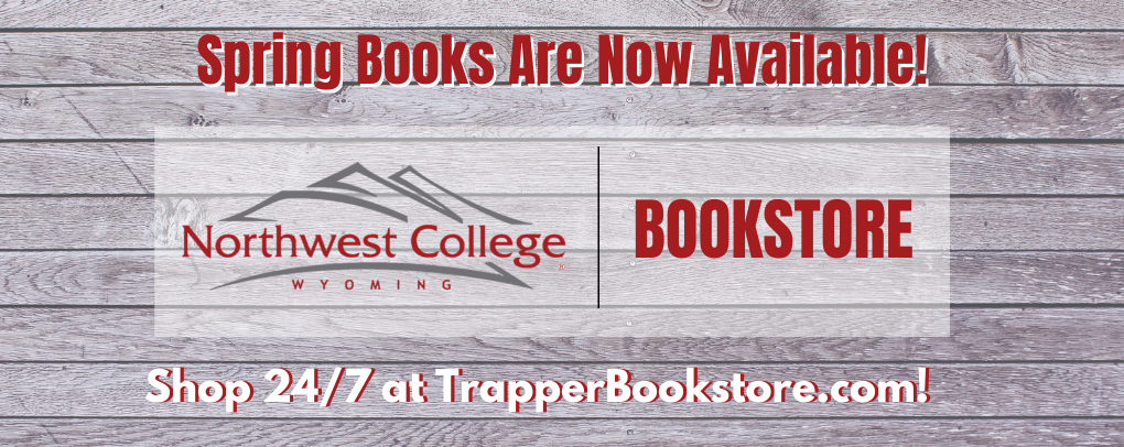 Click Here To Order Your Spring Textbooks!