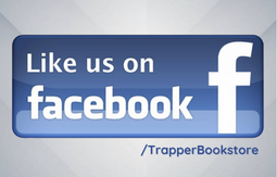 Like us on facebook @TrappersBookstore