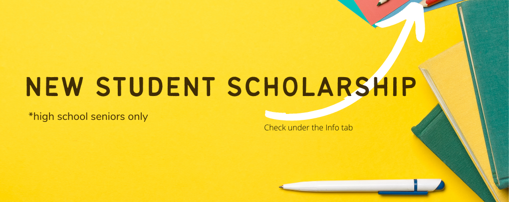 New Student Scholarship