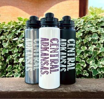 Sticker water bottles