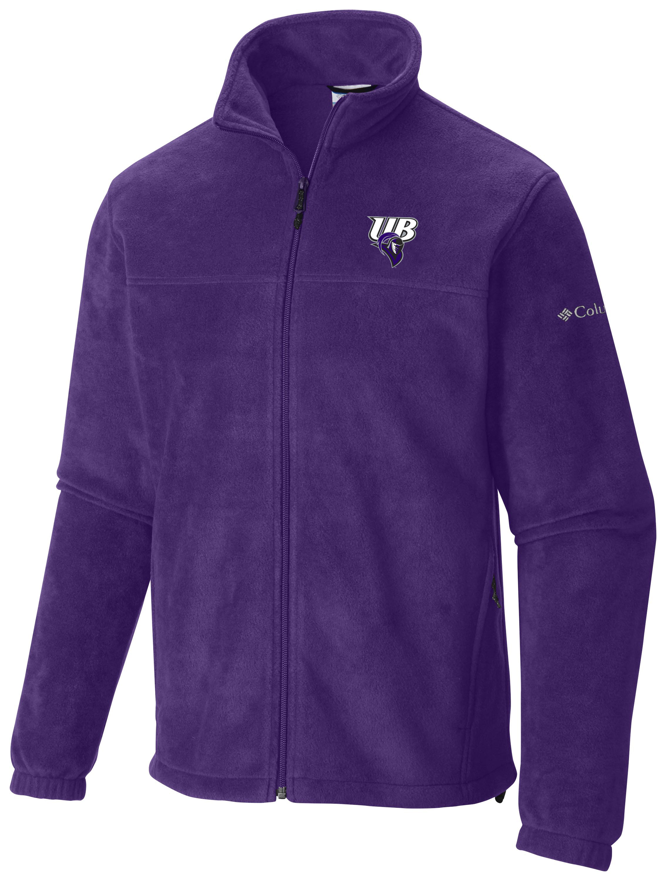 Flanker Fleece - Purple