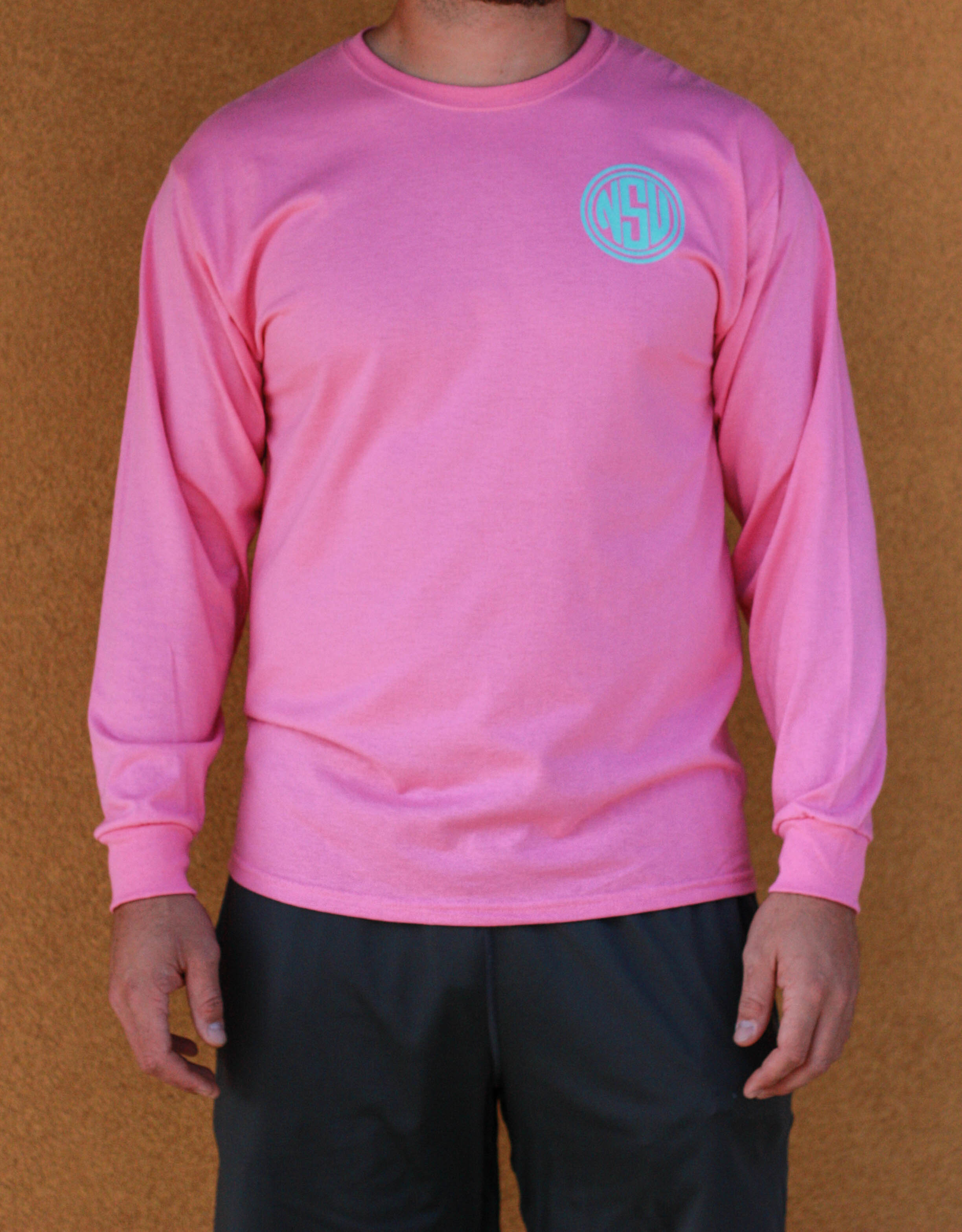 Circle/Arrows Long Sleeve