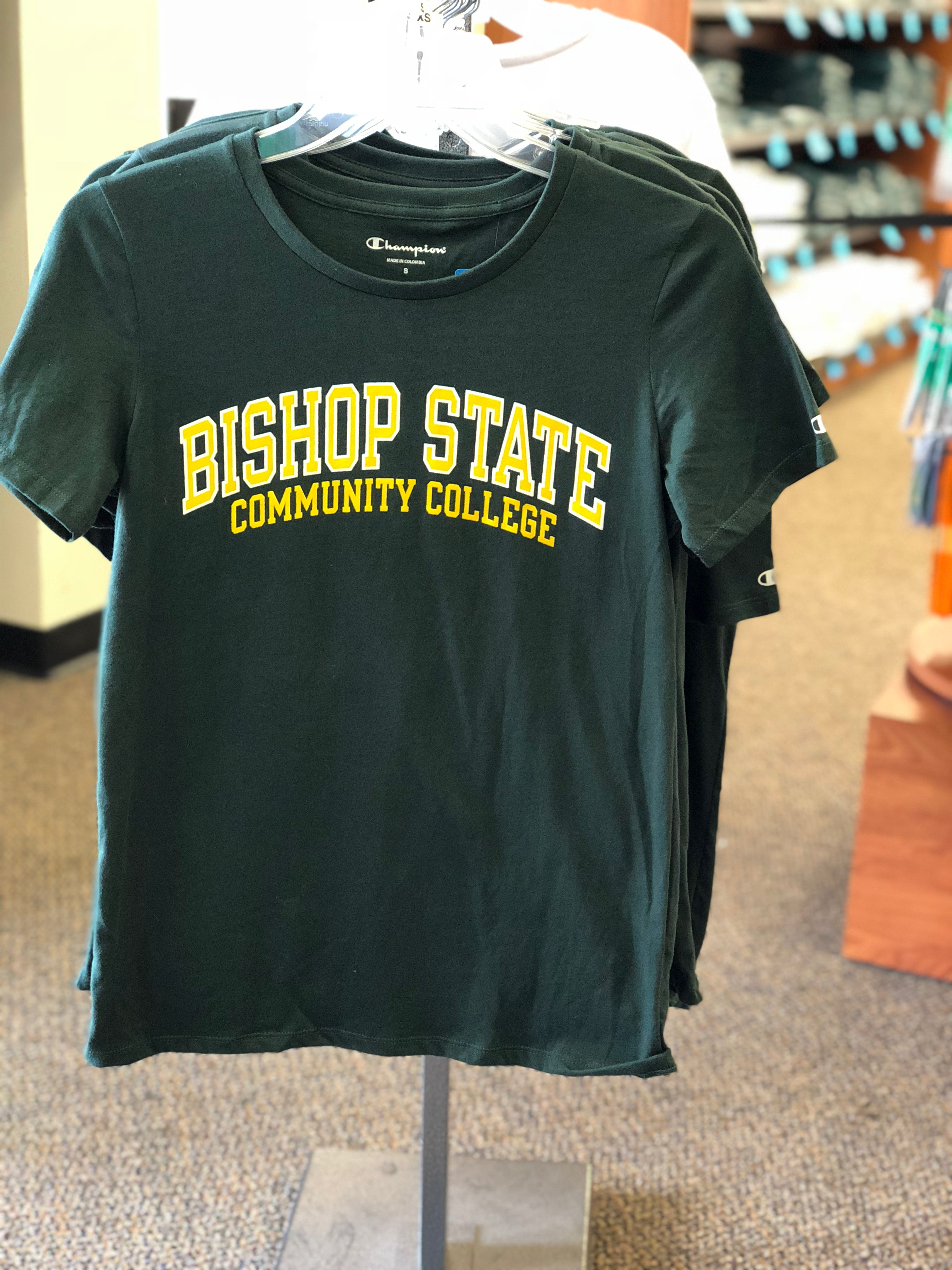 Women's Bishop State Fitted Tee