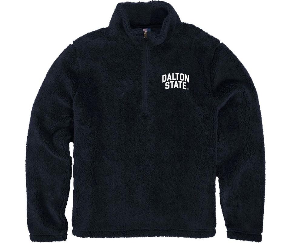 Dalton State 1/4 Zip Sherpa Pullover