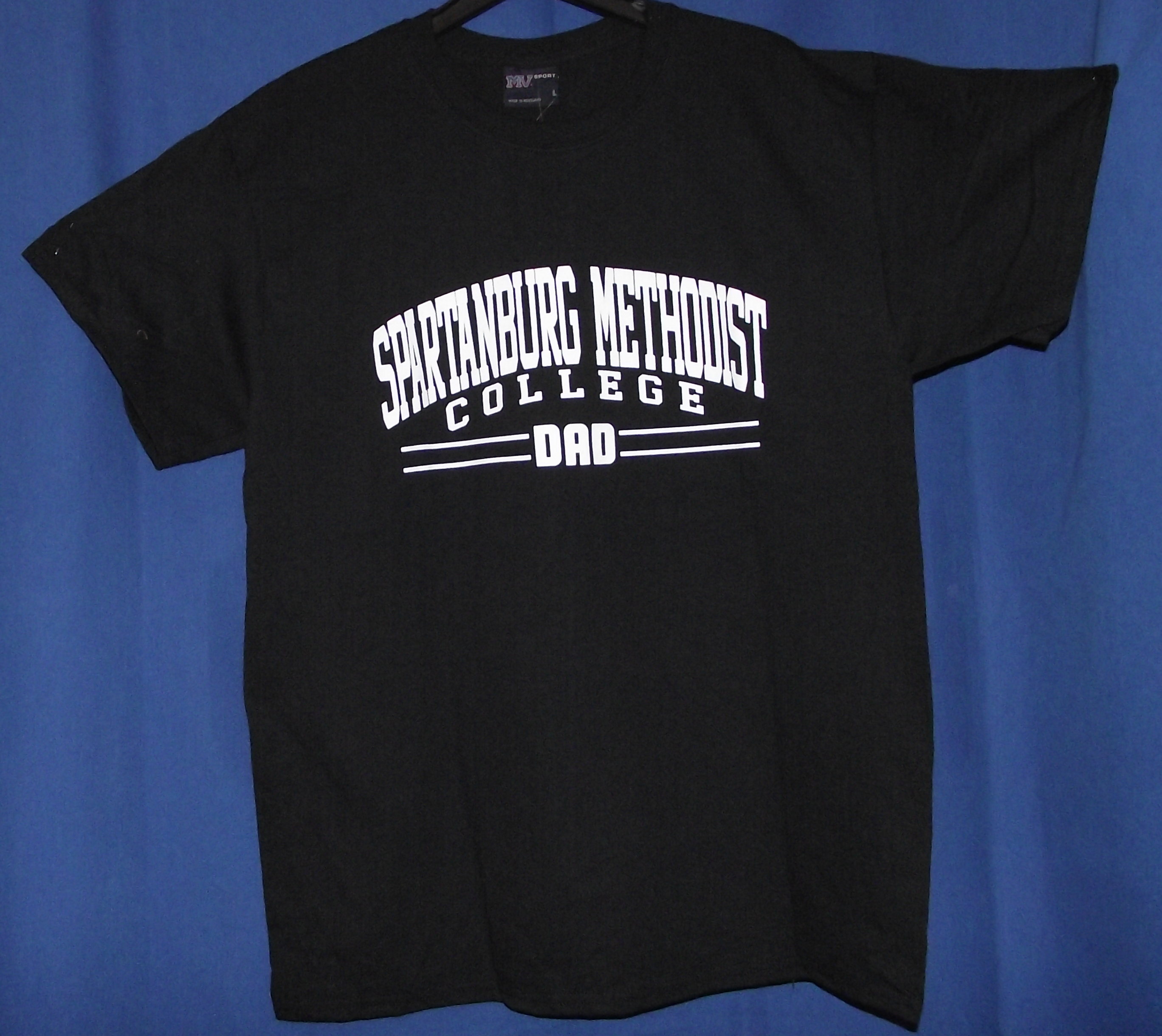SMC Black Dad TShirt