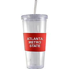 Atlanta Metropolitan State 24 oz. Straw Tumbler