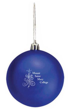 Shatter Proof Ornament - Blue
