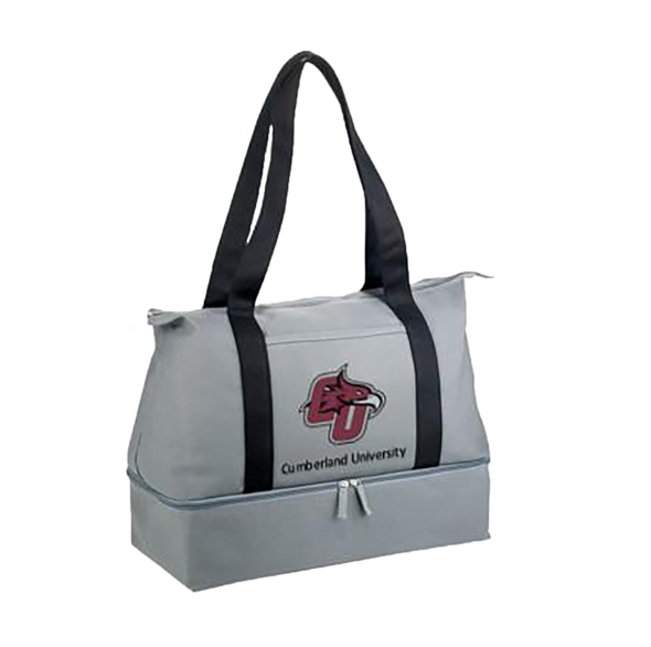 Cumberland University Cotton Weekender Tote