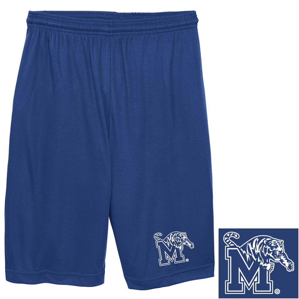 Royal Blue Sport-Tek Shorts