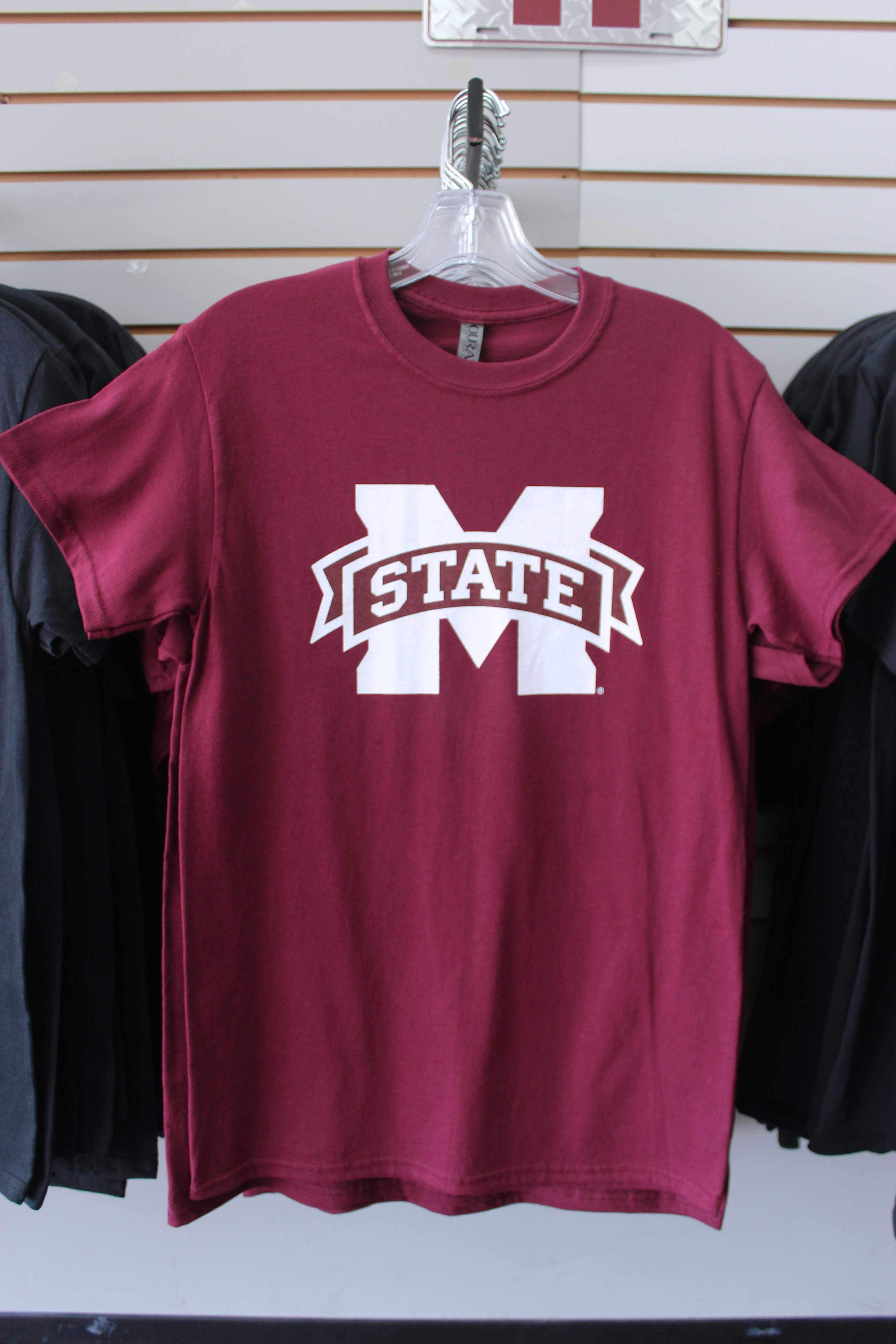 MState White Logo