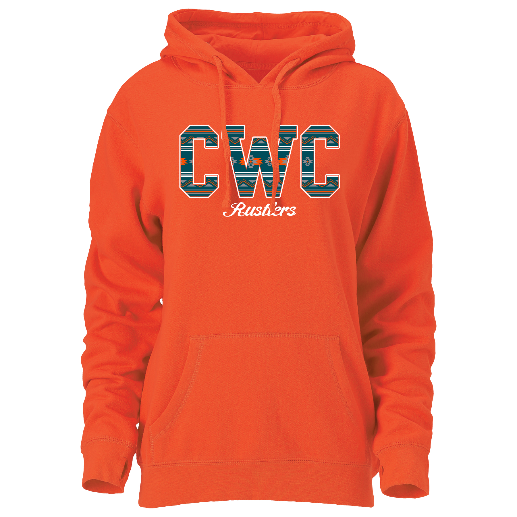 CWC Rustlers Hoodie with Thumb Holes