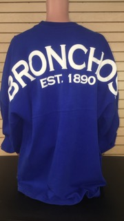 Bronchos Spirit Jersey
