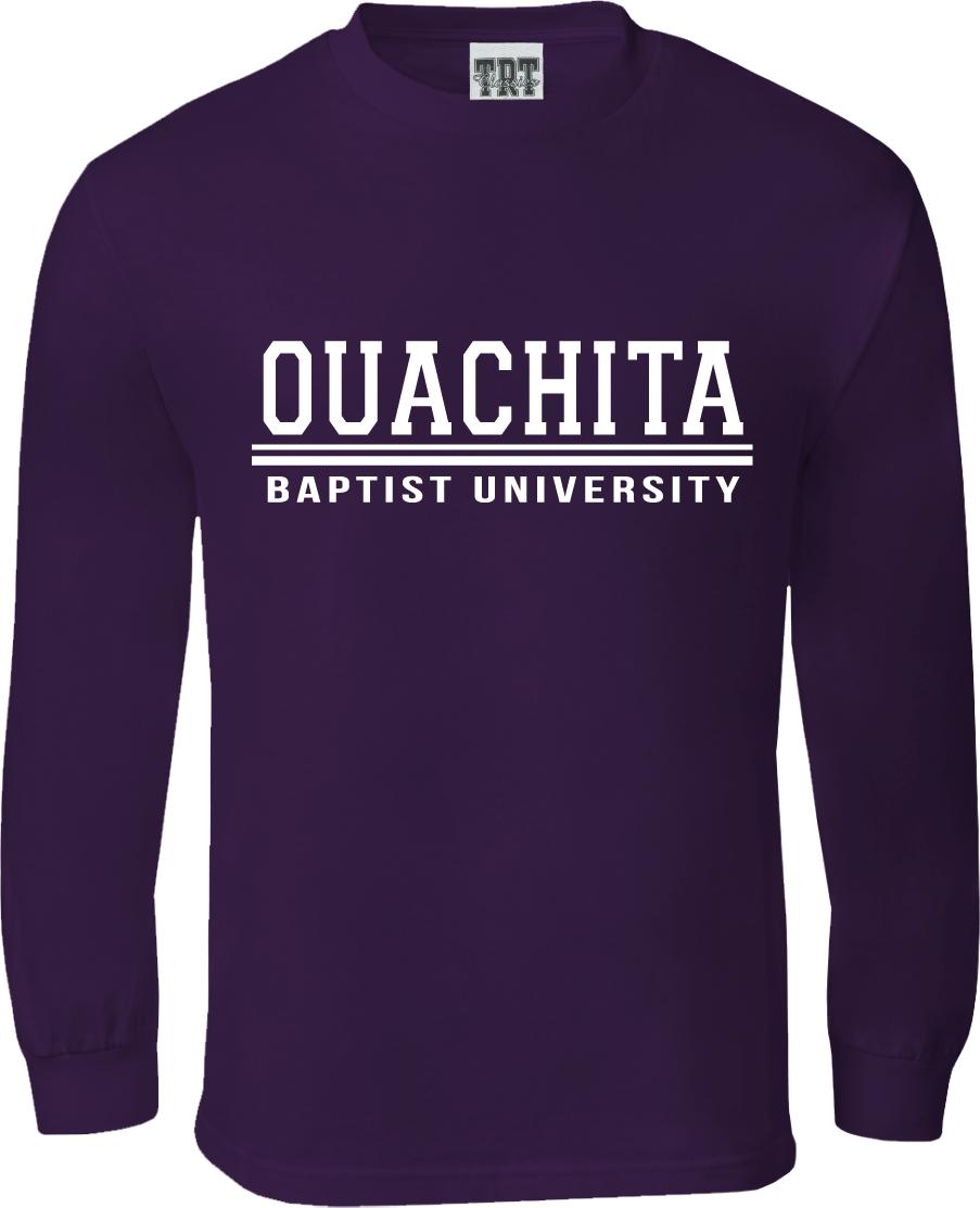 OUACHITA BAPTIST UNIVERSITY LS TEE
