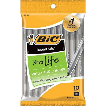Black BIC Pens