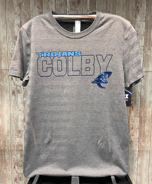 Colby Trojans Sweet T-Shirt