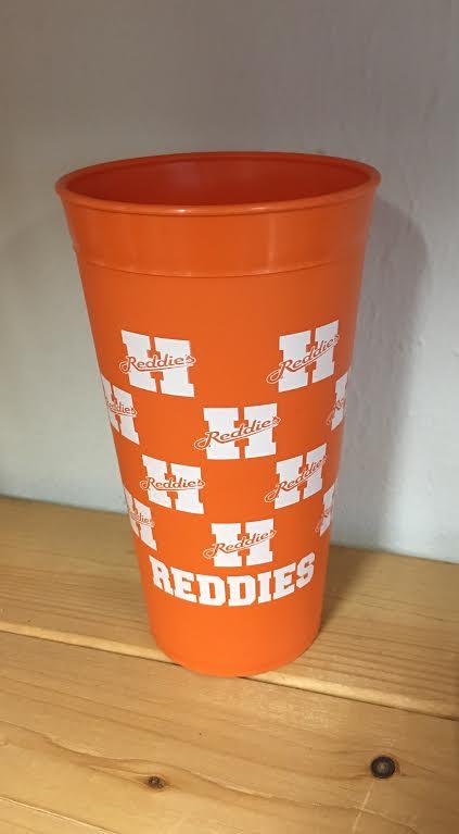 Reddies Plastic Cup