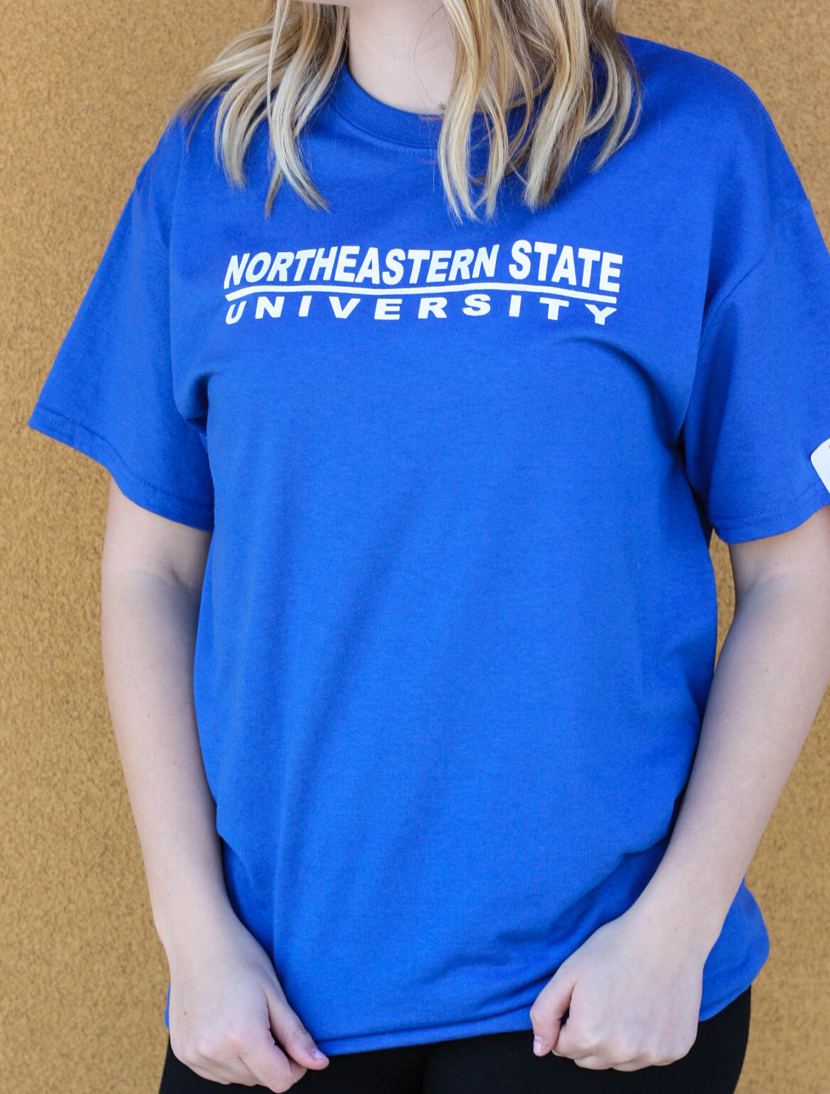 Red White & Blue NSU T-shirt
