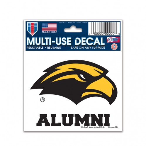 Alumni 3x4 Decal