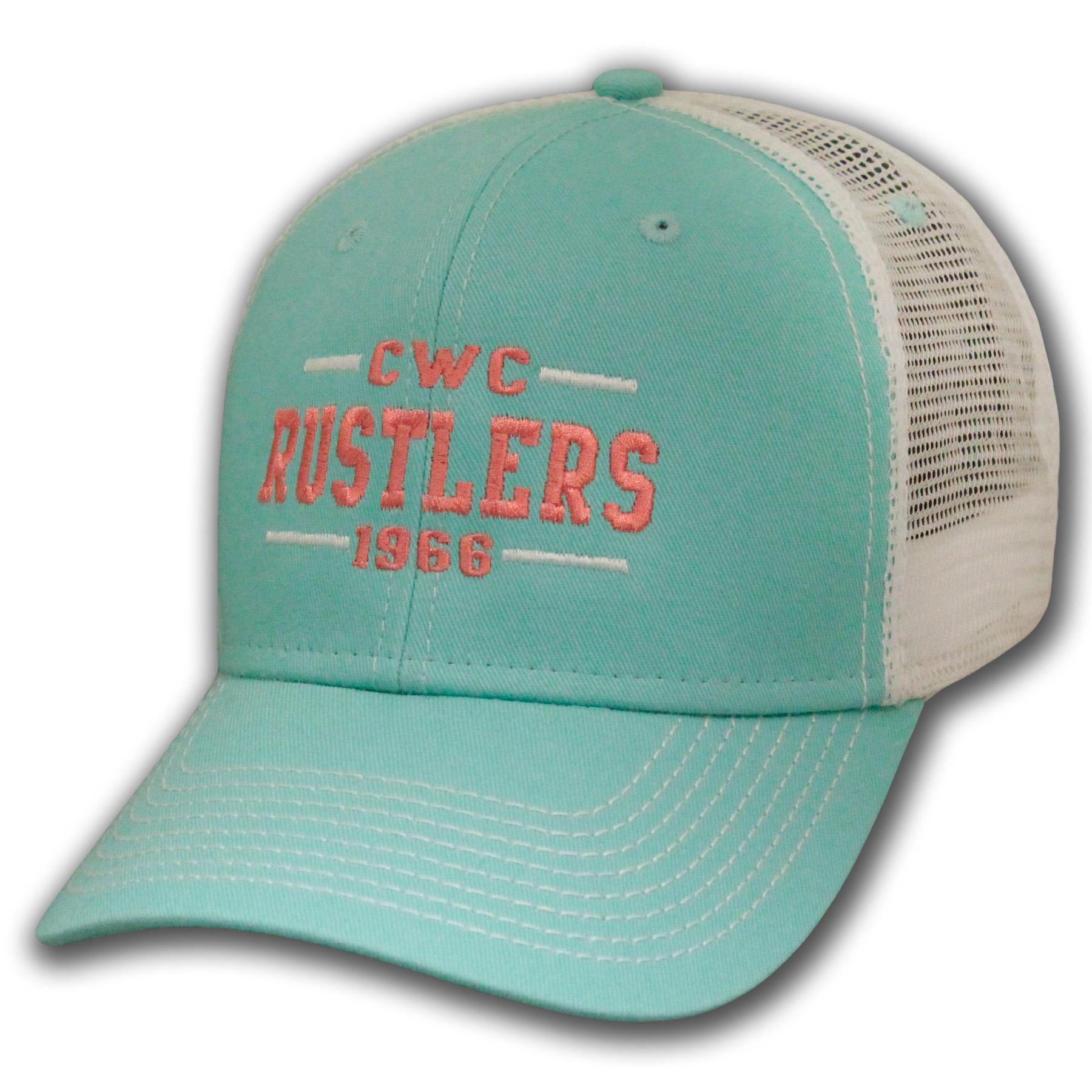 CWC Rustlers 1966 Mesh Back Baseball Cap