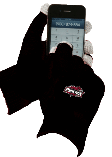 Cumberland Phoenix Touch Screen Gloves