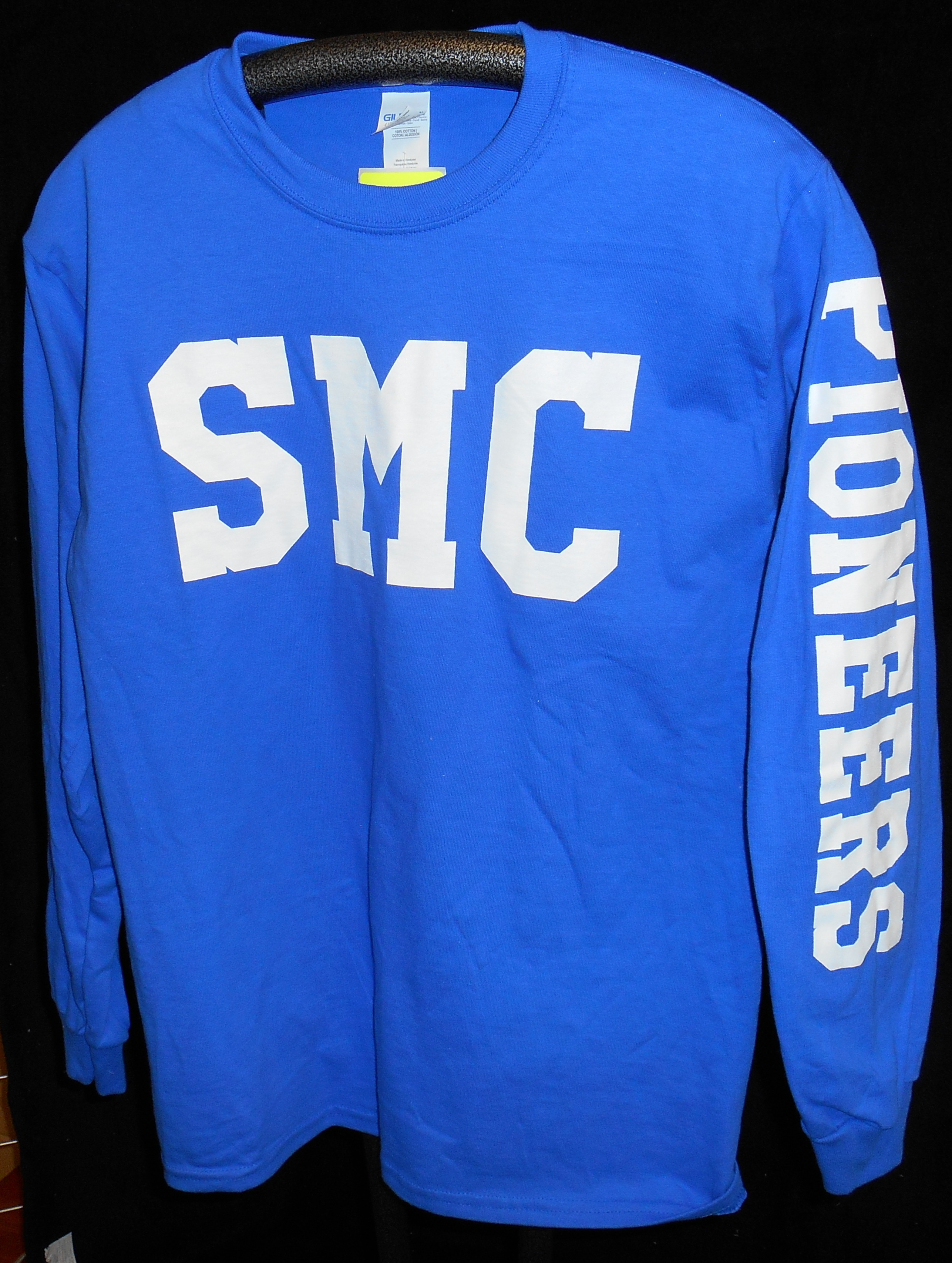 Royal Long Sleeve SMC T-Shirt