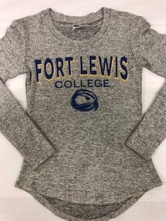 Fort Lewis Women's Relaxed L/S Tee