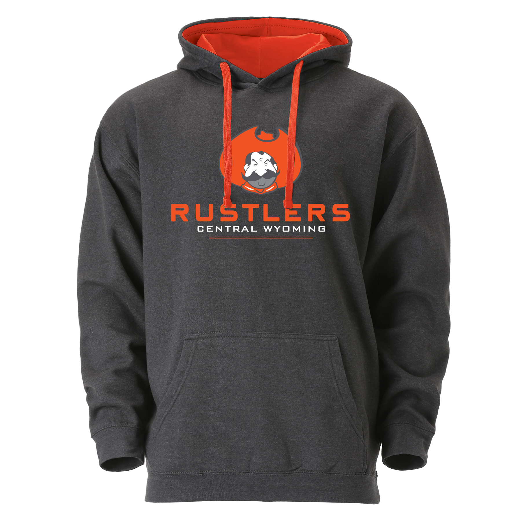 Rusty Rustlers Central Wyoming Hoodie