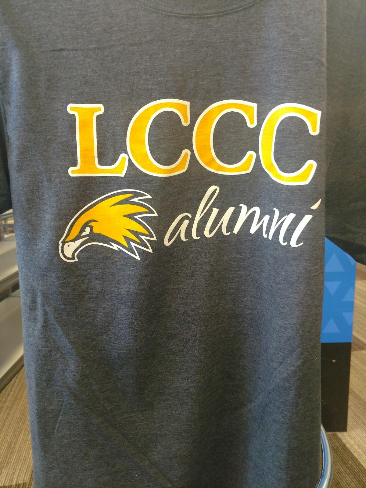 LCCC Alumni Tee