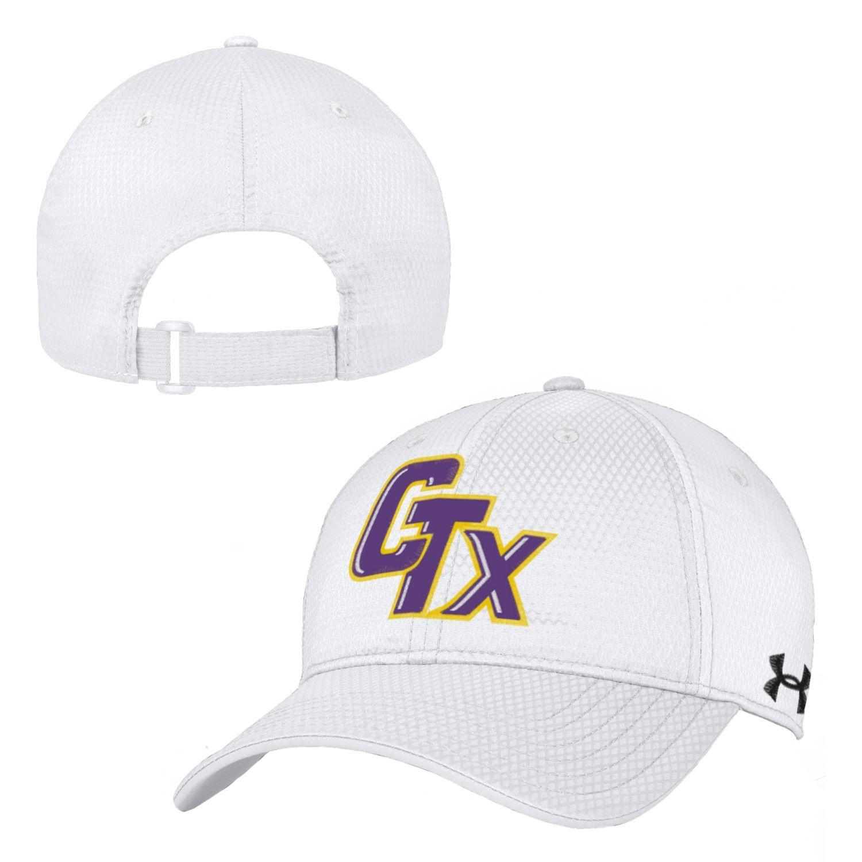 Under Amrour - White Zone Adjustable Hat