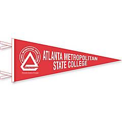 Atlanta Metropolitan State College 12'' x 30'' Pennant