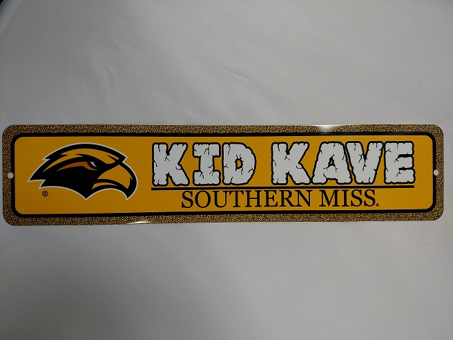 Kid Kave Wall Sign