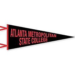 Atlanta Metropolitan State College 9'' x 24'' Pennant