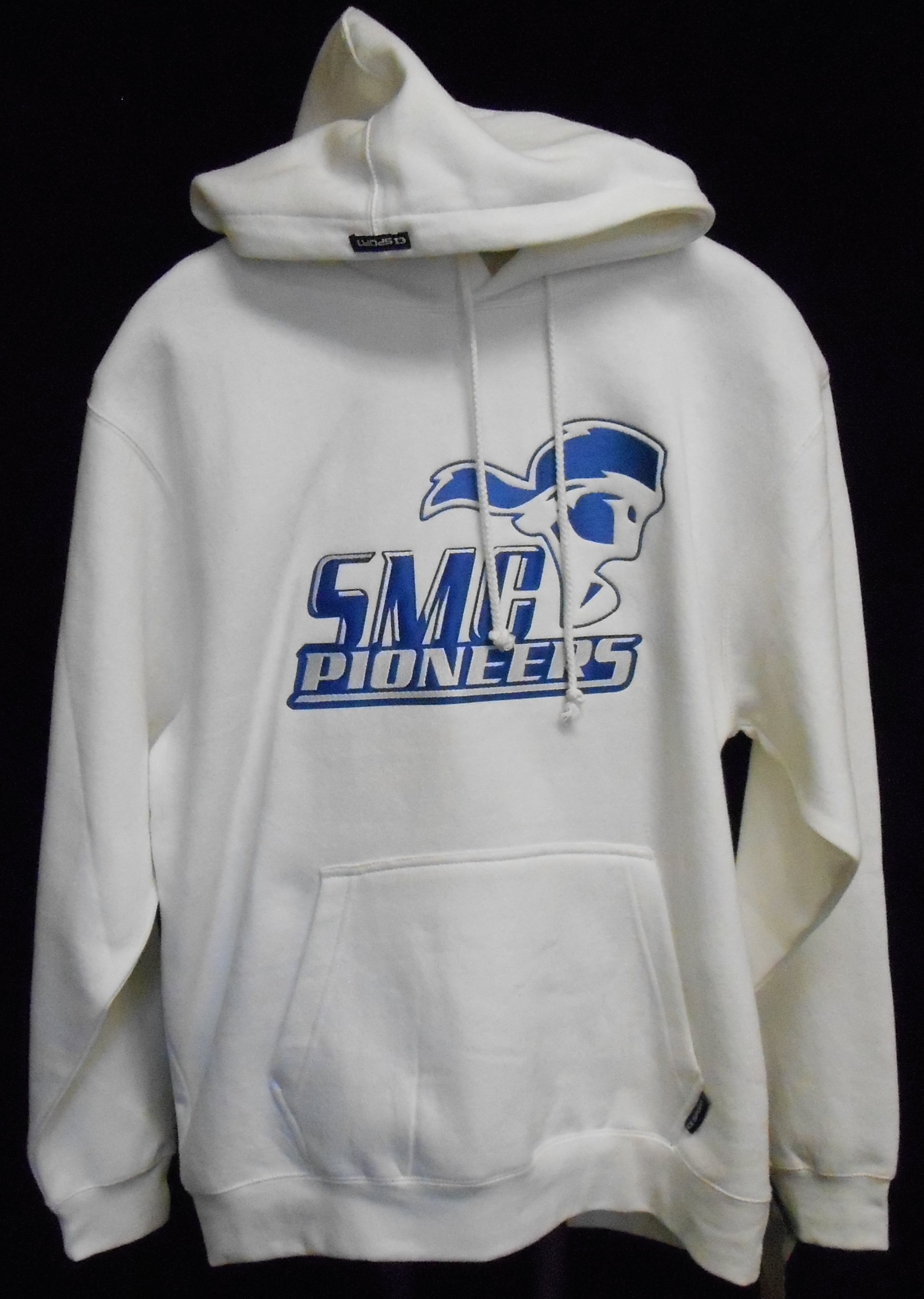 SMC Embroidered Hoody