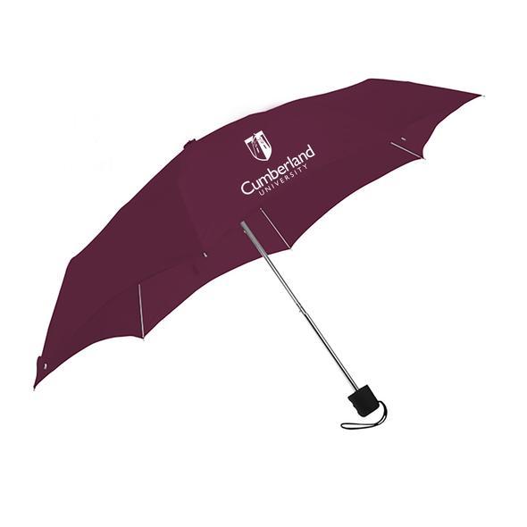 Cumberland University Rainshed Compact Umbrella