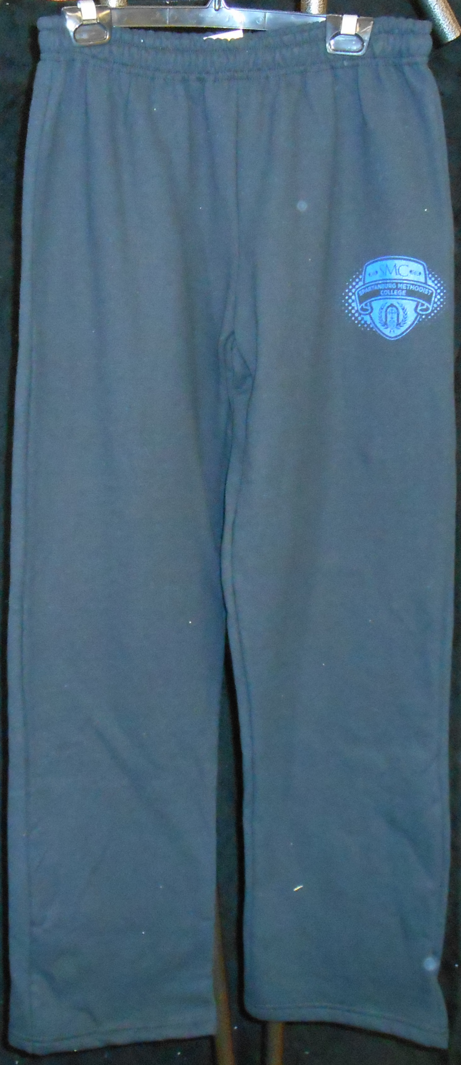 SMC Black Sweatpants